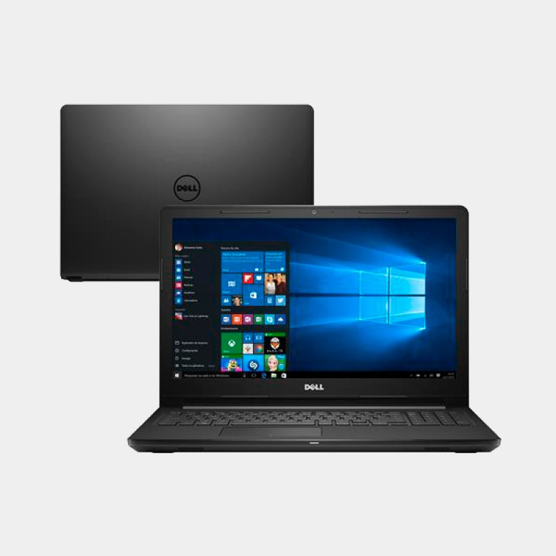 "Notebook Dell Core i3-6006U 4GB 1TB Tela 15.6"" Windows 10 Inspiron I15-3567-A10P"